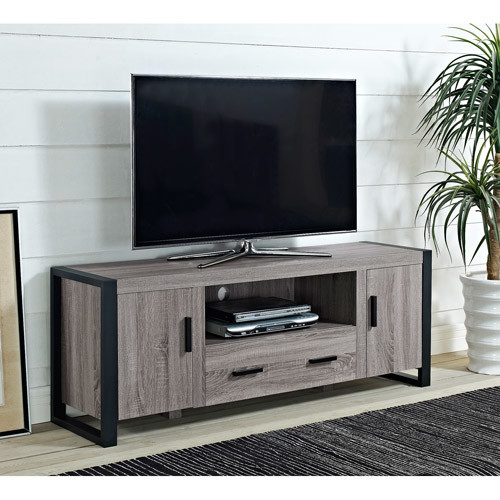 Reclaimed Wood TV Stand for TVs up to 65