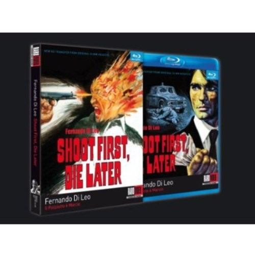 Shoot First, Die Later [Blu-ray] [1973]