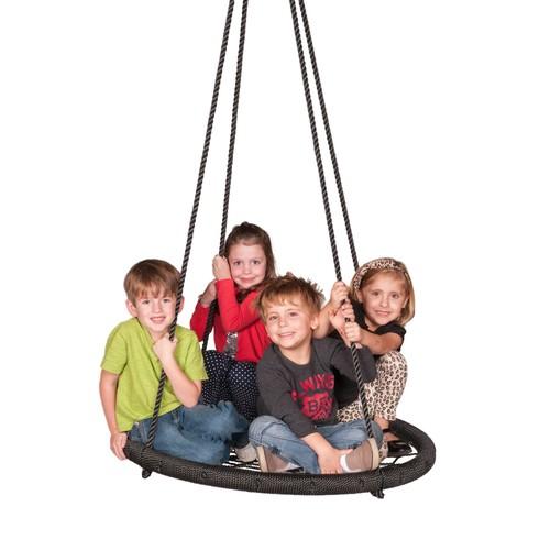 M&M Sales Enterprises Web Riderz Nesting Swing