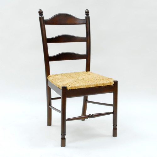 Carolina Cottage Vera Chestnut Wood Dining Chair