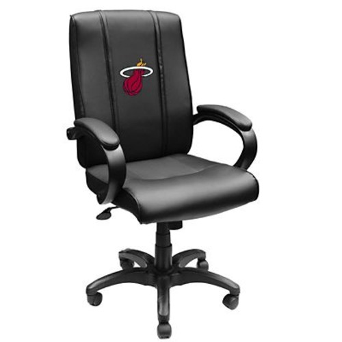 Dreamseat Desk Chair; Miami Heat