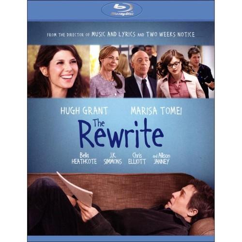The Rewrite [Blu-ray] [2014]