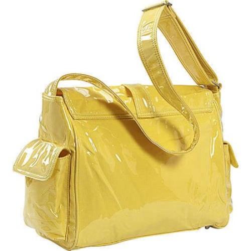Kalencom Laminated Buckle Diaper Bag - Corduroy