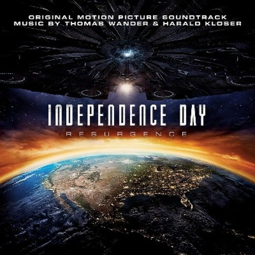 Thomas Wander - Independence Day: Resurgence (Original Motion Picture Soundtrack) (CD)