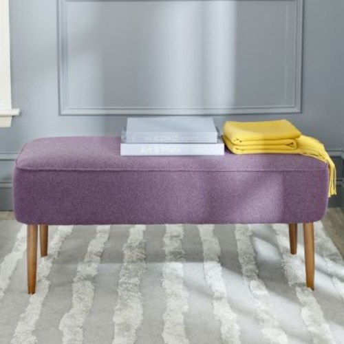 Safavieh Levi Upholstered Bench