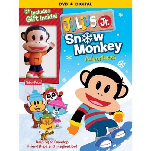Julius Jr.: Snow Monkey Adventures (DVD) [Julius Jr.: Snow Monkey Adventures DVD]