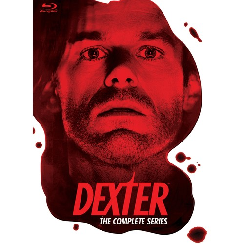 Dexter: The Complete Series [Blu-ray] [24 Discs]