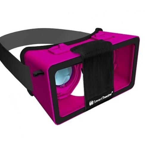 Smart Theater - VR Headset - Purple