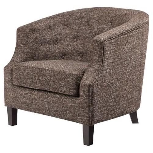 Nell Chesterfield Barrel Chair