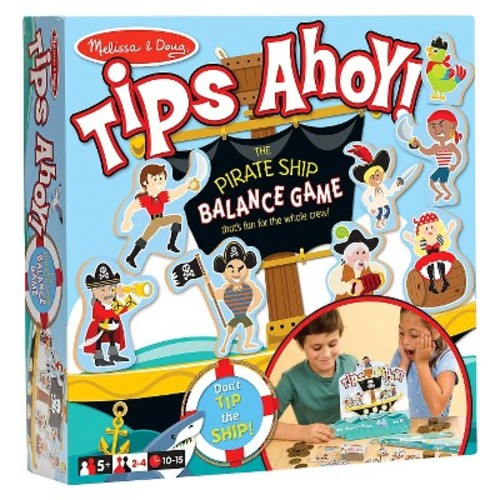 Melissa & Doug Tips Ahoy Game