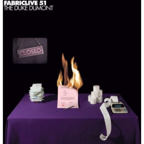 Fabriclive 51 - CD
