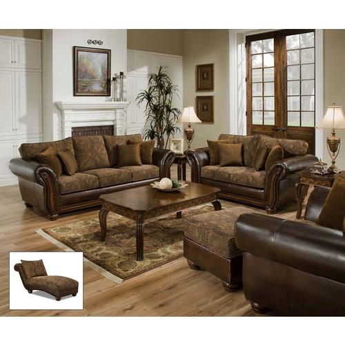 Simmons Jamison Vintage Sofa