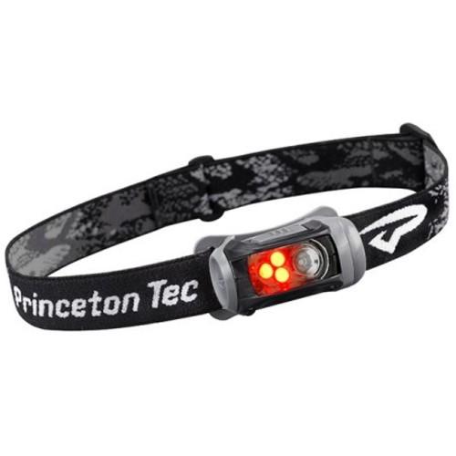 Princeton Tec 100 Lumen Remix Pro Headlamp, Black with Red LEDs