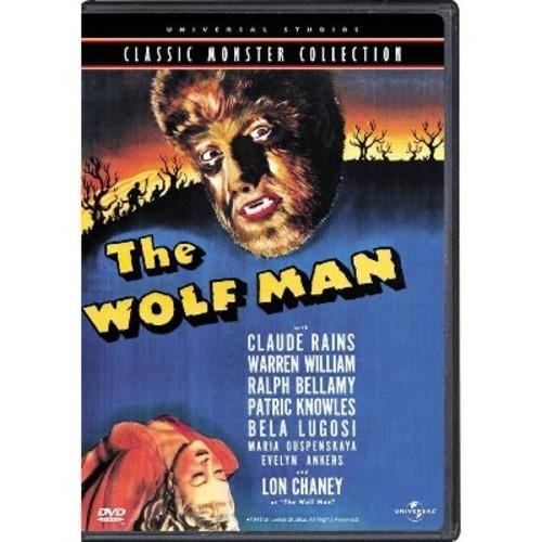 The Wolf Man B&W 5.1/1