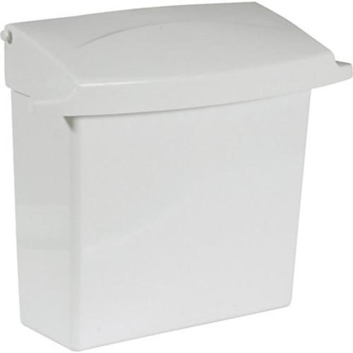 Impact Products Sanitary Napkin Disposal Unit - Rectangular - Corrosion Resistance - 10.6