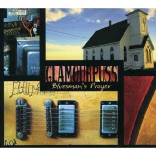 Bluesman's Prayer [CD]