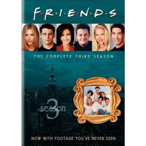 Friends: The Complete Third Season [4 Discs]