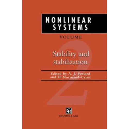 Nonlinear Systems: Stability and stabilization / Edition 1