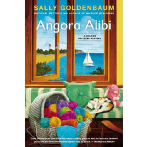 Angora Alibi (Seaside Knitters Mystery Series #7)