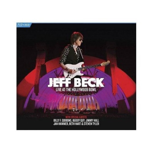 Jeff Beck - Live At The Hollywood Bowl [DVD] [Audio CD]