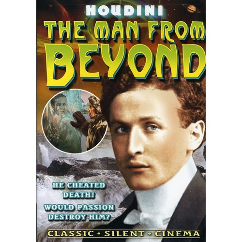 The Man From Beyond (DVD)