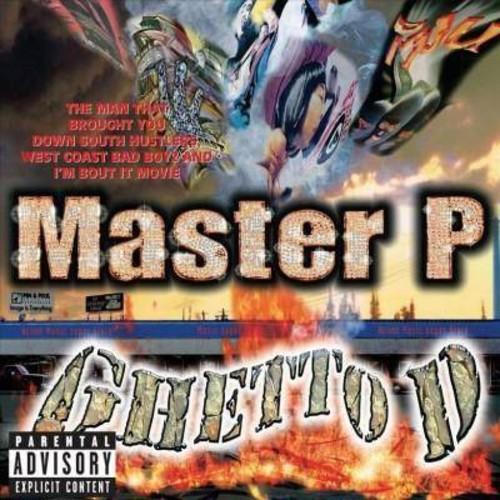 Master P - Ghetto D [Explicit Content] [Vinyl]