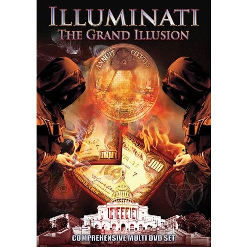 Illuminati: The Grand Illusion [DVD] [2017]