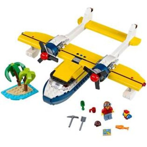 LEGO Creator Island Adventures Building Kit