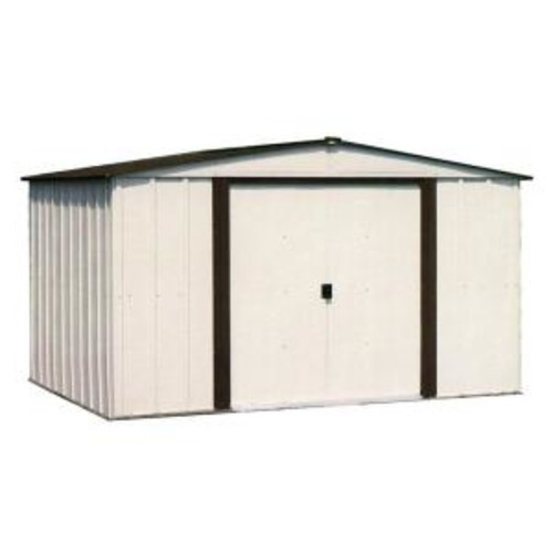 Arrow Newburgh 8 ft. x 6 ft. Metal Storage Building
