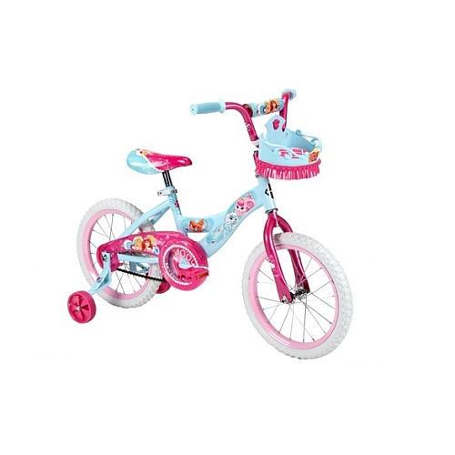 Girls 16 inch Huffy Disney Palace Pets Bike