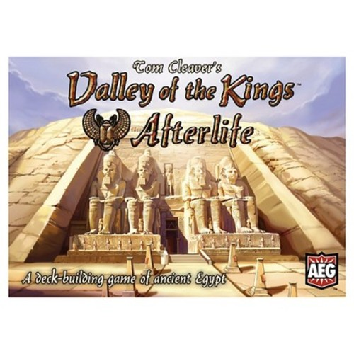 Valley of the Kings Afterlife Deck-Building Card Game