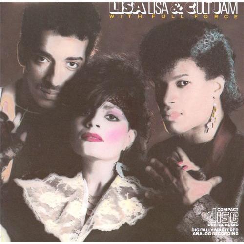 Lisa Lisa & Cult Jam with Full Force [CD]
