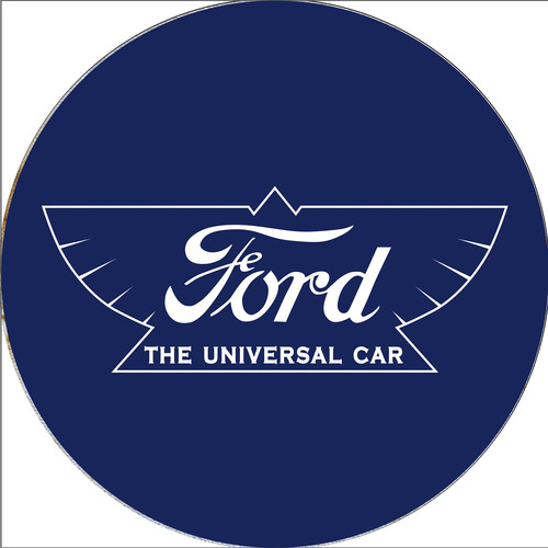 Ford Padded Swivel Bar Stool, The Universal Car