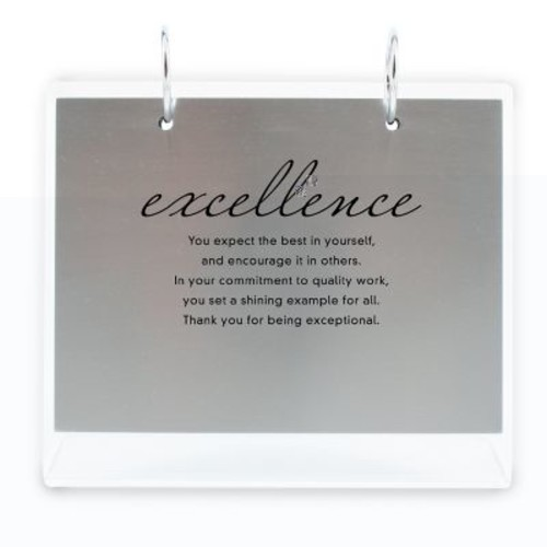 Silver Photo Flip Frame, Excellence