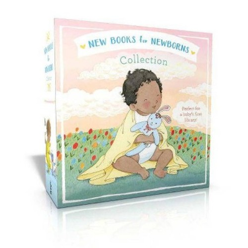 Books for Newborns Collection : Good Night, My Darling Baby; Mama Loves You So; Blanket of Love;