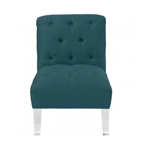 Merna Accent Chair, Peacock