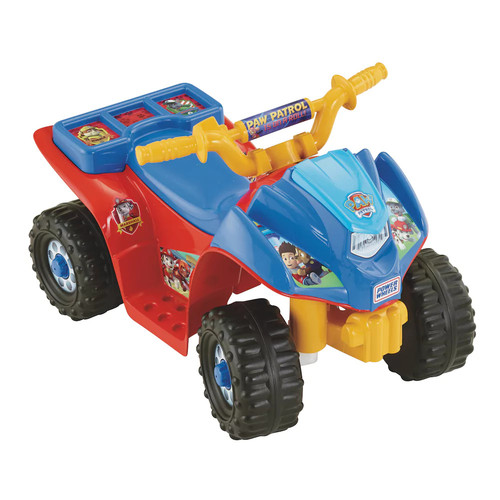 Power Wheels Paw Patrol Lil' Quad Ride-On by Fisher-Price