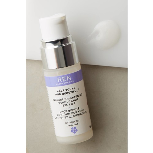 REN Clean Skincare Instant Brightening Beauty Shot Eye Lift [REGULAR]