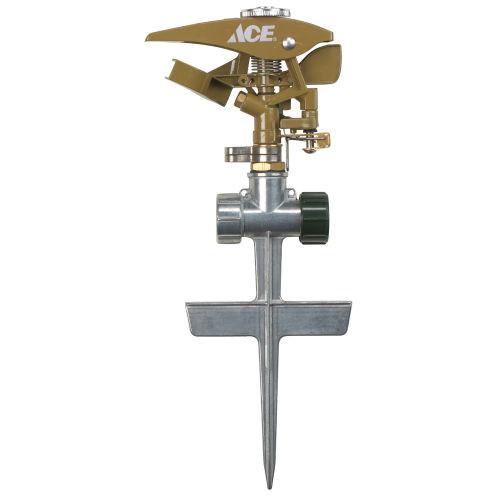 Ace Metal Spike Impulse Sprinkler 5800 sq. ft.(1609718509)