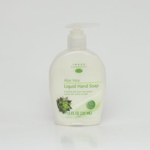 Image Essentials Liquid Hand Soap Aloe 7.5 oz