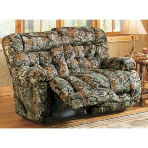 Best Home Furnishings Kipling Camouflage Love Seat