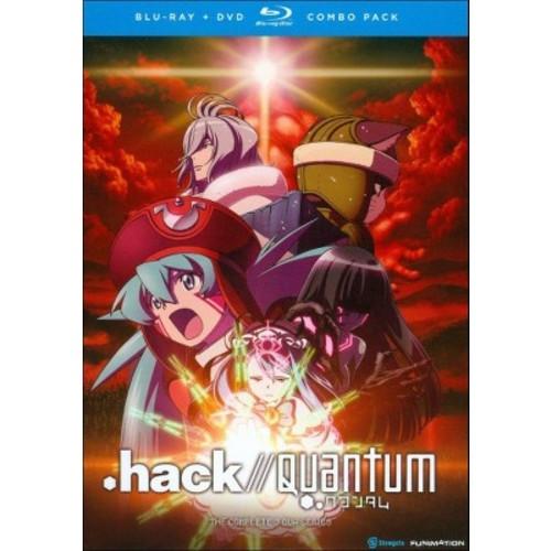 .hack//Quantum: Complete OVA Series (Blu-ray/DVD Combo): Trina Nishimura, Lara Woodhull, Anastasia Munoz, Masaki Tachibana: Movies & TV