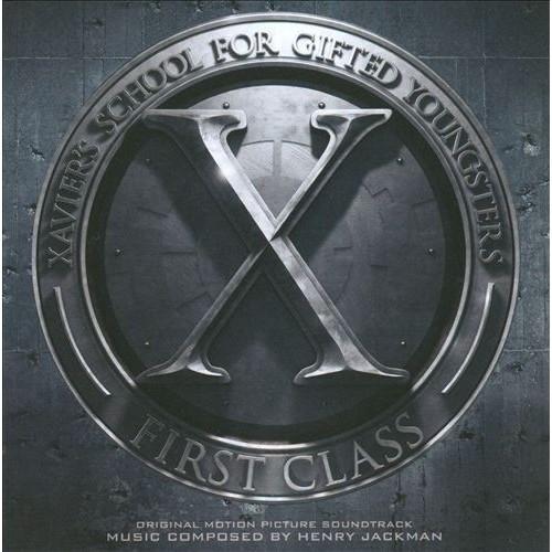 X-Men: First Class [Original Motion Picture Soundtrack] [LP] - VINYL