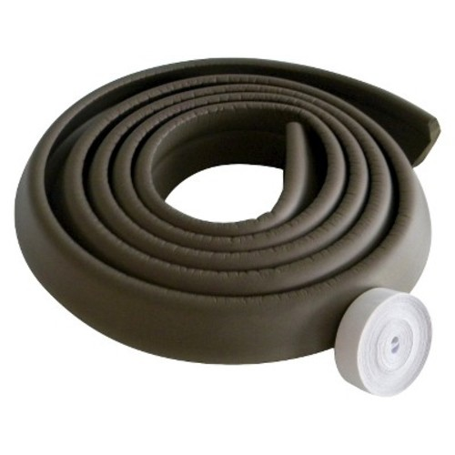 KidCo 10' Foot Foam Corner Protectors Pack - Brown
