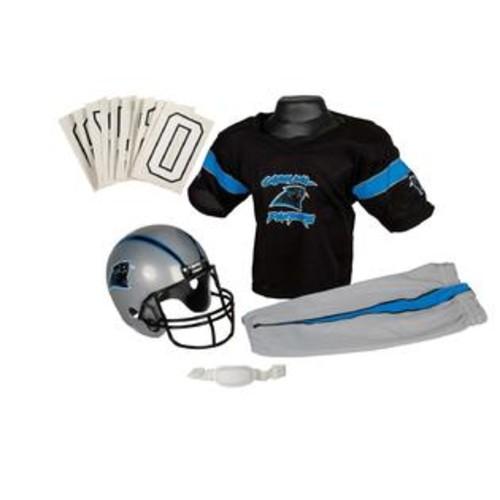 Franklin Sports 15701F30P1Z NFL PANTHERS Medium Uniform Set