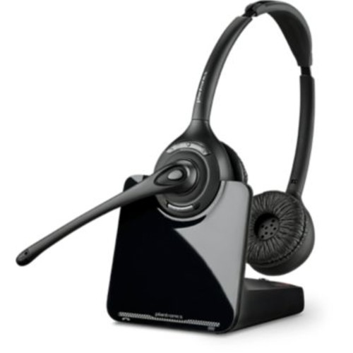 Plantronics CS520-XD Binaural Over The Head Headset W/Mic
