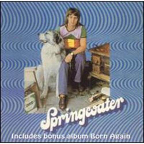 Springwater (Audio CD)