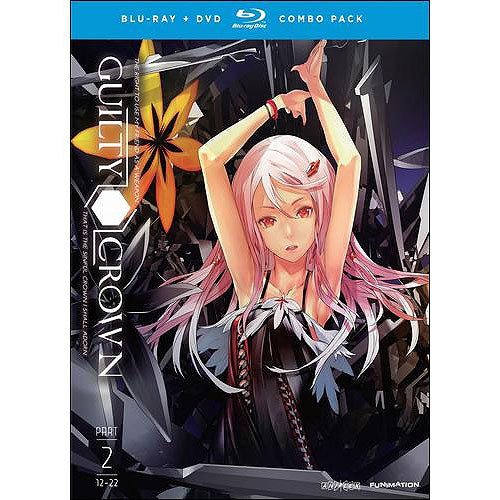 Guilty Crown: Complete Series Part 2 (4 Disc) (W/Dvd) - (4 Disc) - Blu-ray Disc