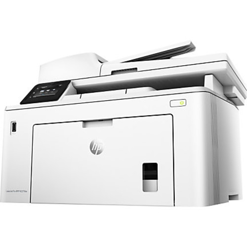 HP LaserJet Pro MFP M227fdw Wireless Monochrome All-In-One Printer, Copier, Scanner, Fax, G3Q75A#BGJ