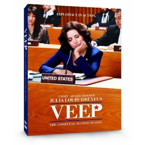 Veep: The Complete Second Season [2 Discs] [DVD]